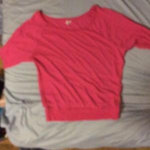 Long sleeve Pink Victoria Secret